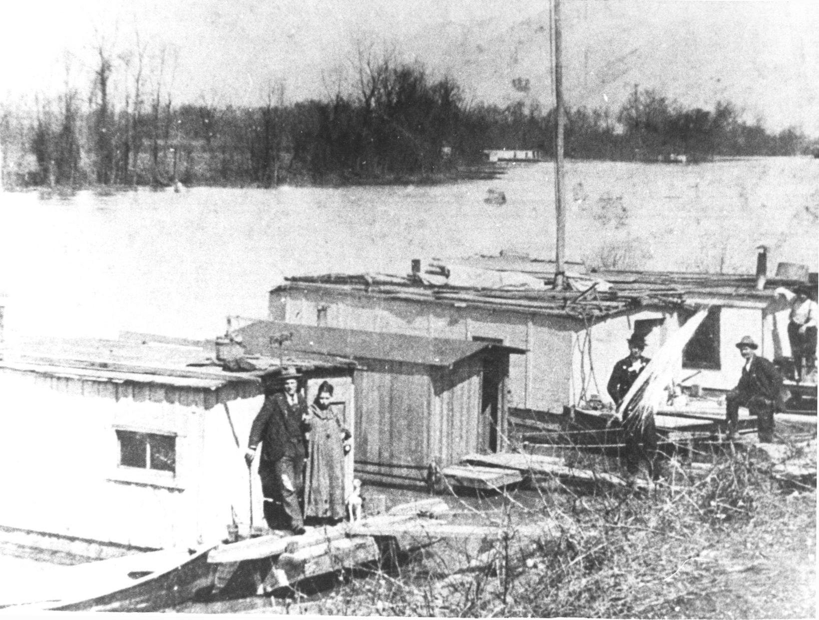 Des Arc Bayou, 1912