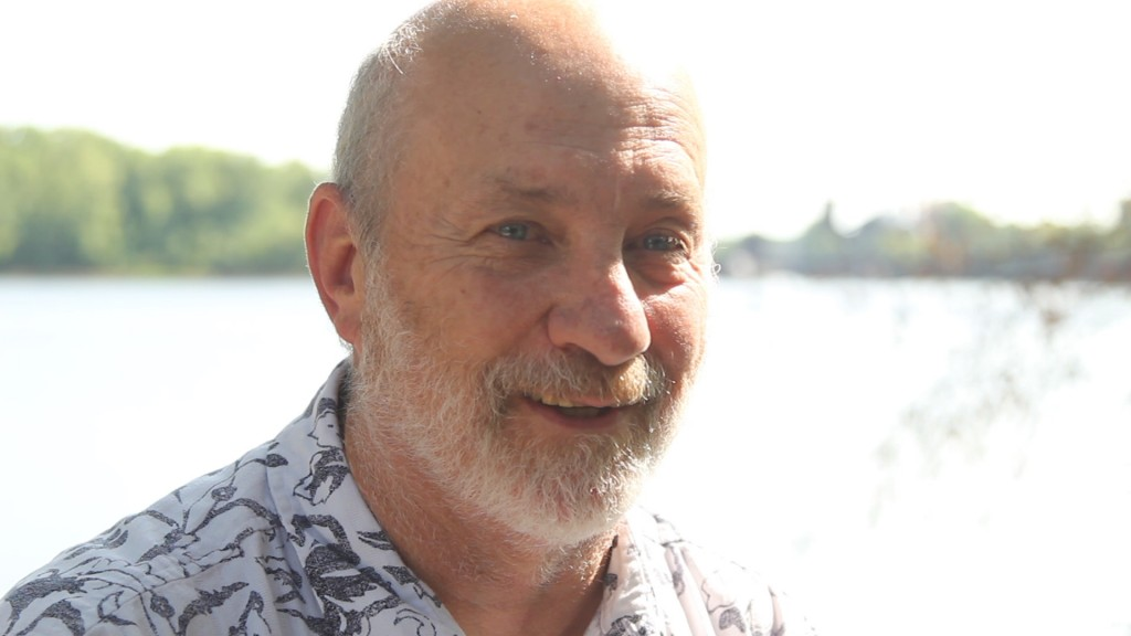 Ken Lubinski, USGS River Ecologist, interviewed in La Crosse, WI