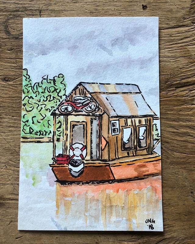 Art for the shantyboat gallery from Jessika and Jimmy Gallop https://jessikagallopart.weebly.com